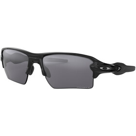 Oakley Flak 2.0 XL Sunglasses Unisex polished black/prizm black polarized